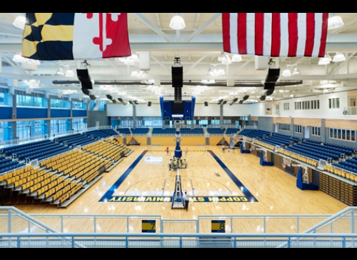 Coppin State University - Physical Education Complex