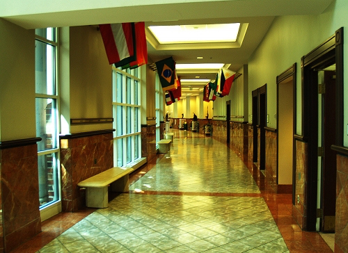 Salisbury University Commons Dining Hall